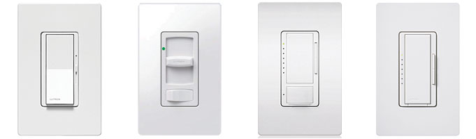 Lutron Ecominder Dimmers