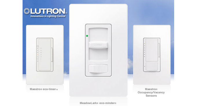 Lutron Energy Saving Dimmers