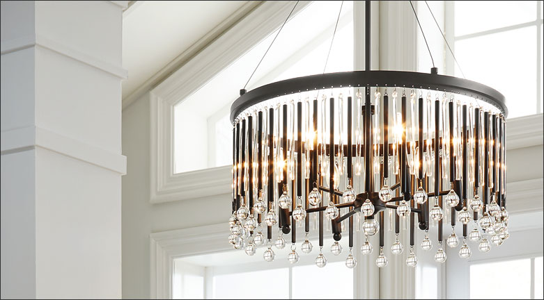 Turn Your Home Into A Castle With A Beautiful Chandelier