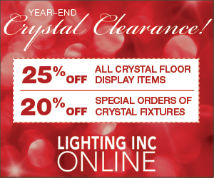 Year-End Crystal Clearance