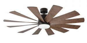 Windflower Ceiling Fan FR-W1815-OB/DW
